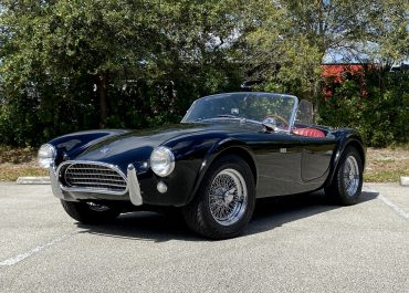 Shelby Cobra's withstand the test of time!