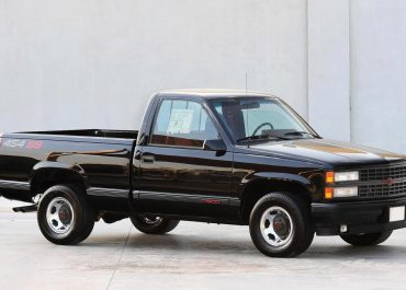 After the Clock Sale: 1990 Chevrolet 454SS Pick-Up Truck