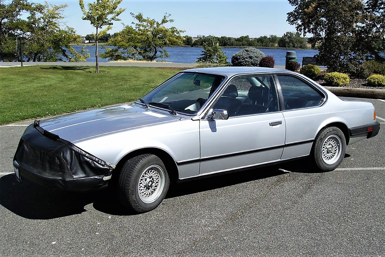 1979 BMW-Series, stylish coupe that remains a bargain