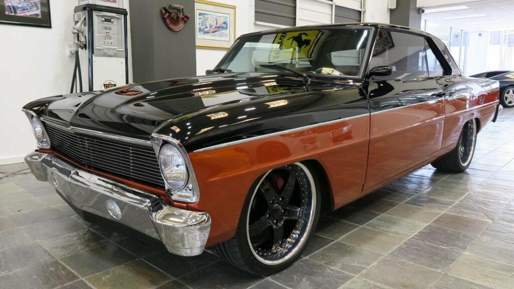1967 Chevrolet Chevy II Hardtop