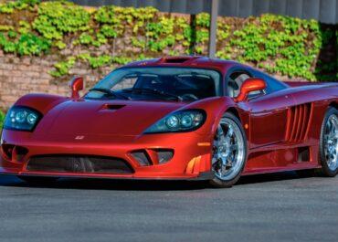 Top Ten in Monterey Car Week - Results!
