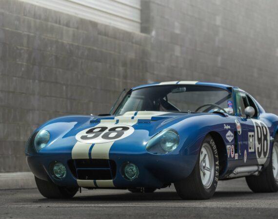 Photo of a Shelby Daytona Coupe