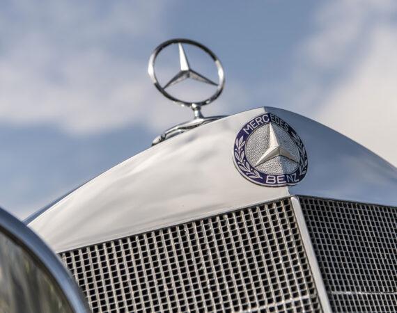1938 Mercedes-Benz 540K Special Roadster
