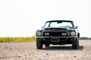 1968 Shelby GT500 KR Convertible front
