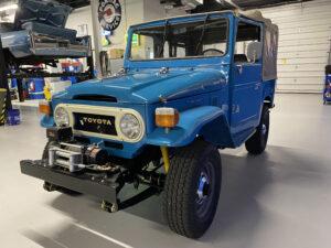 1968 Toyota FJ40 Land Cruiser