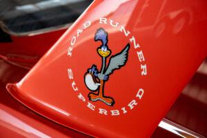1970 Plymouth Superbird graphic