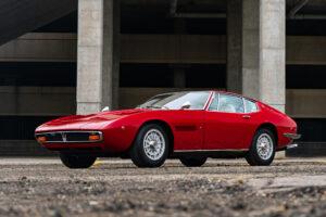 1971 Maserati Ghibli SS 4.9 Coupe by Ghia