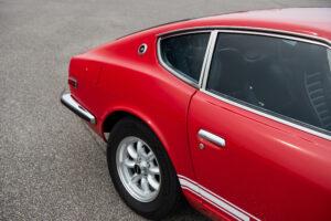 1972 Datsun 240Z rear right
