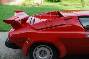 1985 Lamborghini Jalpa back