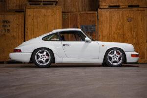 1992 Porsche 911 Carrera RS N/GT profile