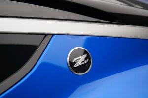 2023 Nissan Z badge