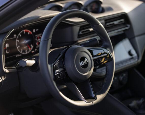 2023 Nissan Z driver interior