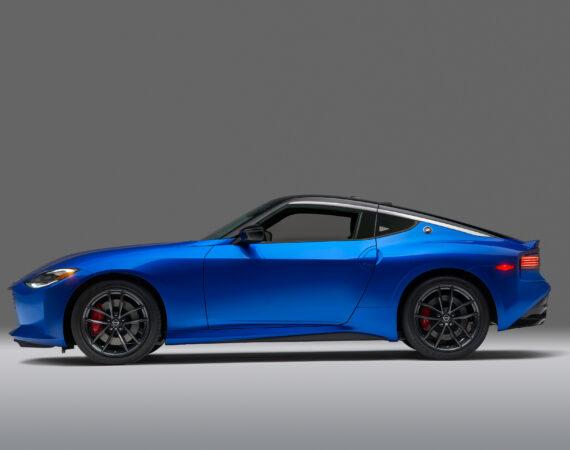 2023 Nissan Z Coupe Profile