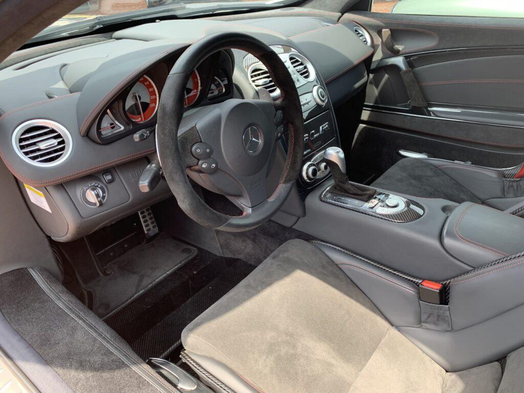 SLR Interior