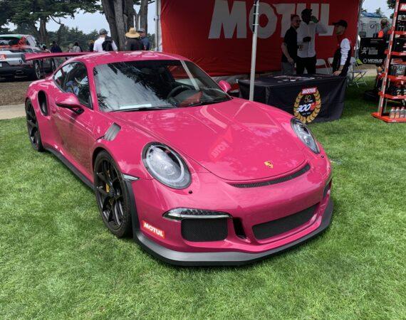 Porsche 911 at Porsche Werks Reunion 2021