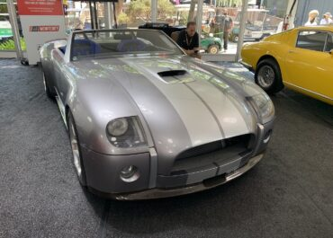 Mecum Sells Ford Shelby Cobra Concept for $2.64 million