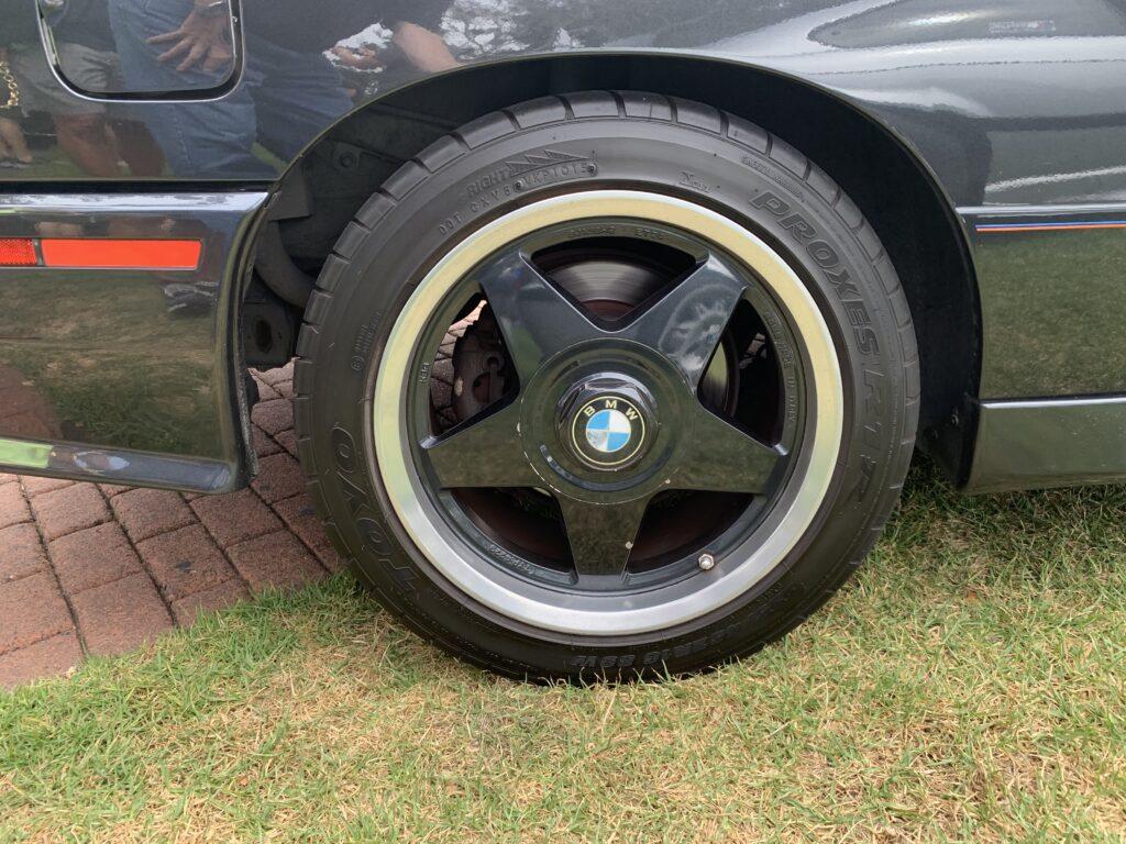 E30 BMW M3 wheel
