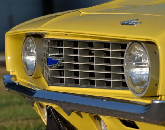 1969 Chevrolet COPO Camaro Grille - Mecum Dallas Results 2021