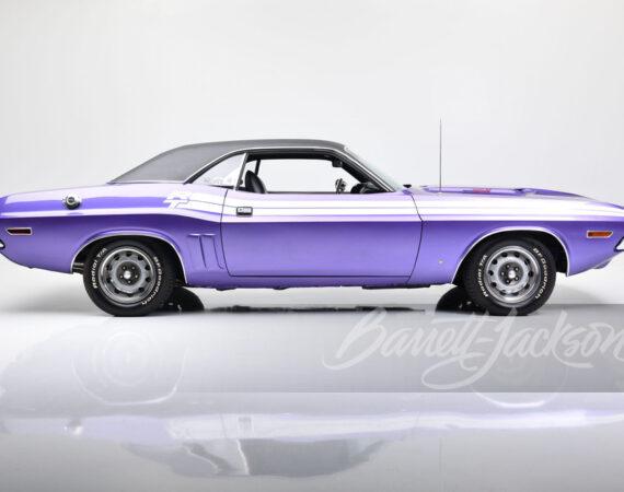 1971 Dodge Challenger R/T - Barrett-Jackson Houston 2021