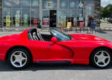 Saratoga Motorcar Auction - Our Top Ten