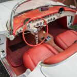 1957 Chevrolet Corvette - RM Sotheby's Hershey 2021
