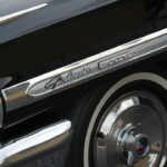 1964 Ford Galaxie 500 XL R Code - RM Sotheby's Hershey 2021 Badging on Front Fender
