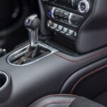 2022 Ford Mustang California Special Center Console