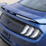 2022 Ford Mustang Stealth Edition Wing and Taillights