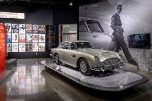 Bond in Motion at Petersen Museum