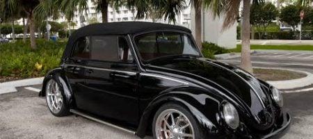 Custom 1966 Volkswagen Beetle | After the Block